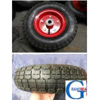 Buy cheap 4PR Universal Pattern Rubber Wheel (4.00-6) TYRE TIRE TUBE from wholesalers