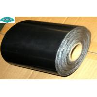 Wholesale Corrosion Protection Pipelines PVC Pipe Wrap Tape with Butyl Rubber / Bitumen Adhesive from china suppliers