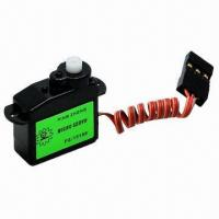 Quality 3.7g Micro Digital Servo with Plastic Gears for sale