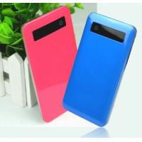 Wholesale Super Slim power bank 5000mah for iphone for ipad for Samsung HTC from china suppliers