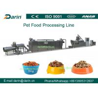 Wholesale Pet Food Making Line / Fish Food Product Line / Commercial Dog Food Making Machine from china suppliers
