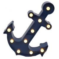 Wholesale Anchor shape led decorative light bar decorative light from china suppliers