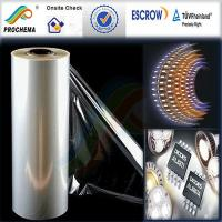 Buy cheap ETFE  encapsulating film for LED encapsulating from wholesalers