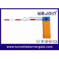 Wholesale Access Control Car Park Auto Barrier Gate System With 180 Degree Fording Arm from china suppliers