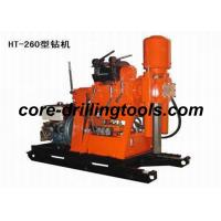 Buy cheap Mineral Exploration Drilling Diamond Drill Rig Spindle Type 320m Depth from wholesalers
