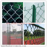 Wholesale (50*50MM 100*100MM) Chain Link Fence from china suppliers