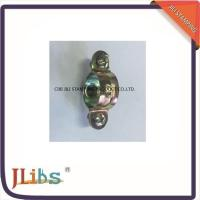 Wholesale Superfines Single Pipe Clamps Fittings M6 Without Rubber Carbon steel from china suppliers
