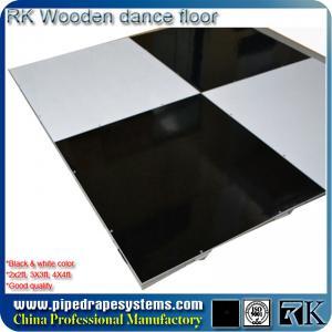 Wholesale white portable dance floor for sale,portable dance floor manufacturer from china suppliers
