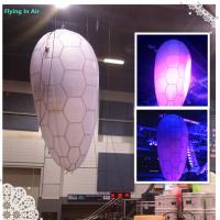 Wholesale Decorative Pillar Inflatable Light Ball with Led Light for Party Supplies from china suppliers