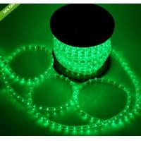 Wholesale Low voltage 12v/24v 1/2'' 2 wire led rope light flat duralight from china suppliers