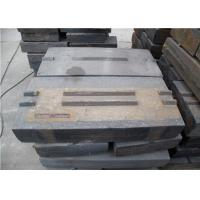 Wholesale Martensitic Steel Blow Bars Wear - Resistant For Granite Crusher Machine from china suppliers