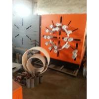 Wholesale 500-1000mm PVC spiral pipe wrapping machinery from china suppliers