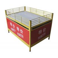 Wholesale Food Plastic Convenience Store Promotional Tables Standard Carton / Foam Packing from china suppliers