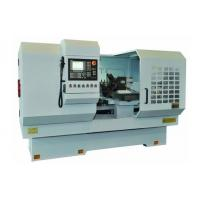 Quality Spin Kitchen Wares Metal CNC Spinning Lathe Machine With 525 mm Bed Width for sale