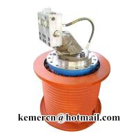 Wholesale high quality winch drive gearbox with torque 110000Nm (Rexroth GFT110W3 planetary gearbox for hydraulic winc) from china suppliers