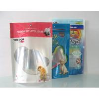 Wholesale Food Grade Flexible Packaging Clear Window Pet Food Bags For Baby Dog Food from china suppliers