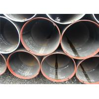 Wholesale Heat Resistant LSAW Large Diameter Steel Tube API 5L Gr.B X42-80 PSL1 For Fluid Pipe from china suppliers