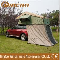 Wholesale Aluminum Pole Tent and Awning , Net 4WD Camping Car Camper Trailer from china suppliers