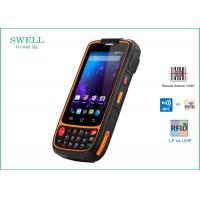 Wholesale 1D 2D Scanner mobile phone 4.7inch Android 5.1.1 2G 16GB Rugged Phone with LF 125KHz 134.2KHz from china suppliers