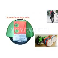Wholesale One Wheel Stand Up Gyroscopic Electric Unicycle , Electric Powered Unicycle from china suppliers