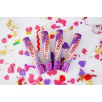 Wholesale China Party Popper / Wedding Party Poppers from china suppliers