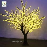 Wholesale UVG Decoration Led Tree Lighting cherry blossom garden landscaping from china suppliers