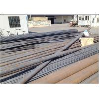 Wholesale Black Structural Round Mild Steel Bar , 12mm S235JR Hot Rolling Steel Round Stock from china suppliers