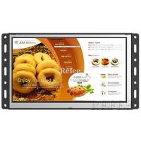 Wholesale Motion Sensor Open Frame LCD Display , 10 Inch LCD Video Display 1280×800 from china suppliers