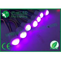 Wholesale Full Colour 17mm Rgb Led Modules Waterproof  Dc5v 1 Led Inside from china suppliers