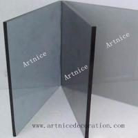 Wholesale 4mm to 8mm Euro grey  float glass with CE and ISO high quality ,  Euro grey float glass from china suppliers
