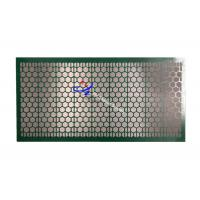 China 20-325 Mesh Kemtron 26 28 48 40 Shaker Screens For Oilfield Drilling Company Using on sale