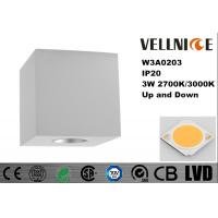 Wholesale Pure Aluminum Interior Wall Lights High Voltage Energy Saving Indoor LED Lamps from china suppliers