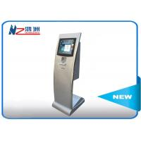 Wholesale Indoor network digital signage interactive kiosk bill payment machine with WIFI from china suppliers
