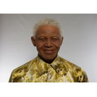 Wholesale Silicone And Resin South Africa Nelson Mandela Wax Figure For Museum from china suppliers