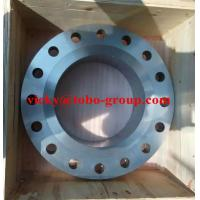 Buy cheap ASME B16.47 Series B Class 600 Weld Neck Flanges Size: 1/2
