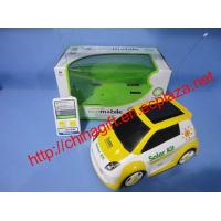 Wholesale 1:18 Radio Remote Control Solar Car from china suppliers