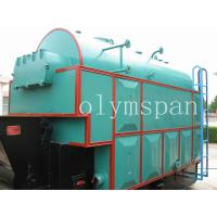 Wholesale Oil Heating Water Steel Coal Fired Steam Boiler  8 Ton , Energy Efficient from china suppliers