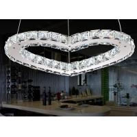 Wholesale Home Decoration Custom Crystal Ring Chandelier 20W LED 7500K - 8000K from china suppliers