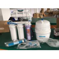 Wholesale House Reverse Osmosis Water Filtration System / Drinking Water Treatment Systems from china suppliers