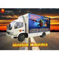 Wholesale Professional Fascinating Rain Snow Bubble Mobile 7D Cinema 7D Simulator from china suppliers