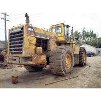 Wholesale Original japan Used KOMATSU WA600 Wheel Loader from china suppliers