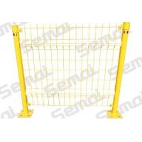 Wholesale Curvy Fence With Round Post from china suppliers
