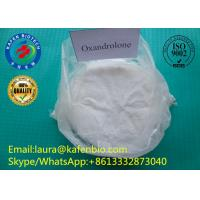 Wholesale CAS 53-39-4 Oral Anabolic Steroids Oxandrolone / Anavar  for Body Building from china suppliers