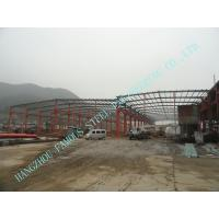 Wholesale Prefab 78 X 96 Multispan Light Industrial Steel Buildings ASTM Storage House Coated from china suppliers
