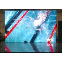Wholesale Customized indoor Commercial advertising HD P3 LED Display Screen Nova / Linsn Software Full Color LED Video Wall from china suppliers