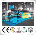 Wholesale CNC Hydraulic bending machine steel plate shearing machine , Steel rolling machine from china suppliers