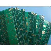 Quality Green 10 Layer Pcb Prototype Service 2.0mm Thick 1oz Each Layer Fr -4 Shengyi Material for sale
