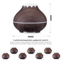 Quality Hot Selling 150ml 7 Colors Changing Essential Oil Diffusers Ultrasonic Aromatherapy for sale