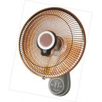 Wholesale Electric Heater Wall Parabolic Heater NT0806W 2 heat seeting:400W/800W Wiring heating element or halogen tubes from china suppliers