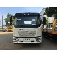 Wholesale FAW 4*2 Euro 5 Special Purpose Truck With 106KW Power Engine / Small Flatbed Truck from china suppliers
